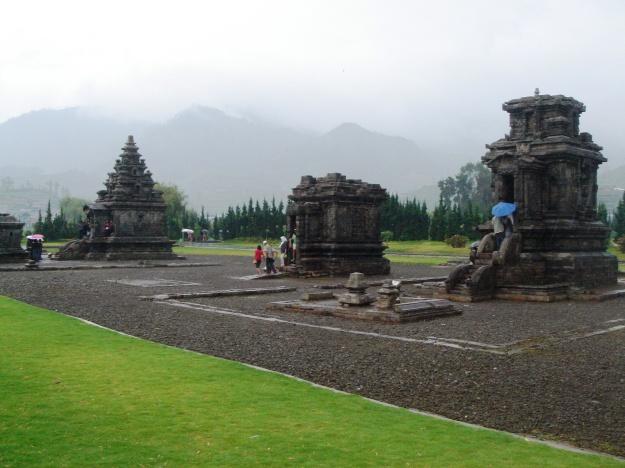 Arjuna temple