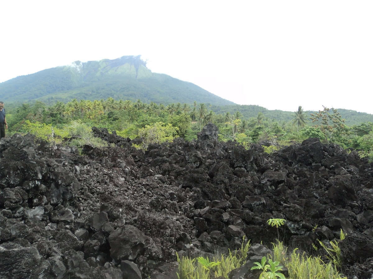 Scorched Stone, Ternate