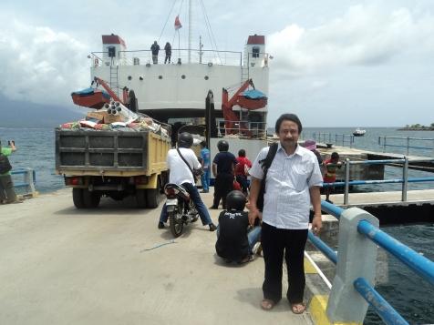 Trip to Tidore Island