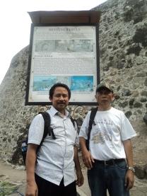 Tahula Fort - Tidore