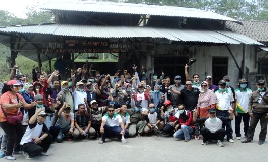 Merapi Eruption Museum