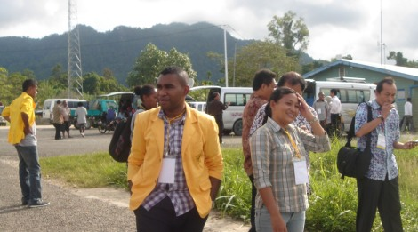 My friend from Papua