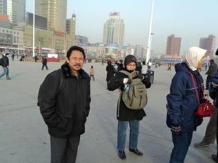 Shi Jia Zhuang City Yard