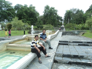 Botanical Garden Sarawak Malaysia
