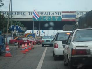 Thailand-Malaysia Border