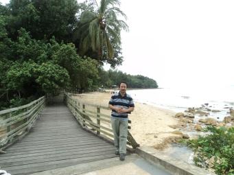 Damai Beach Sarawak Malaysia