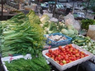 Vegetable like in Indonesia