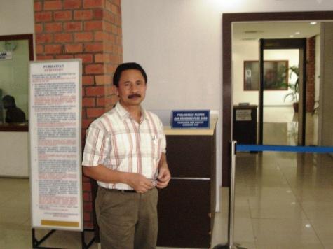 Immigration Office Batu Ampar Batam Island