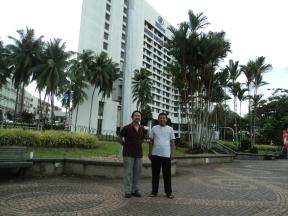 Morning Walk in Sarawak