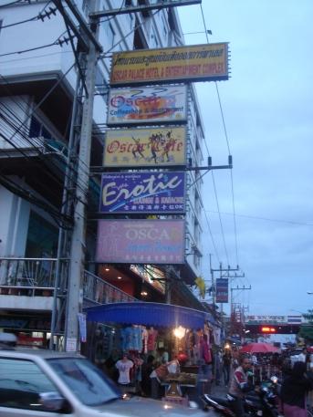 Night Pleasure in Thailand