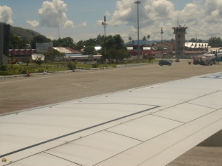 Sentani International Airport Jayapura
